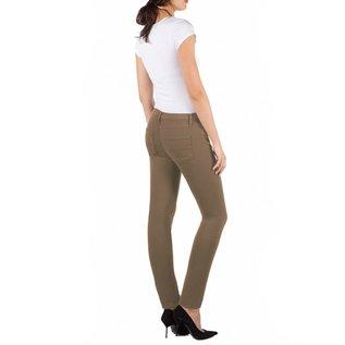 "YogaJeans high-waist 34"" straight leg"