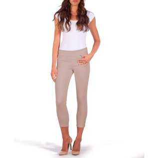YogaJeans contemporary pull on jean