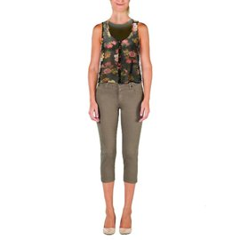 YogaJeans high-w capri