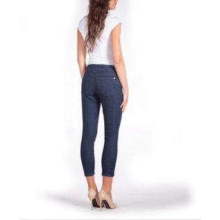 YogaJeans high-waist pull on jean