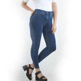 YogaJeans curve hi-rise airmiles