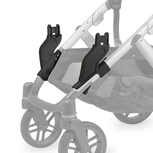 UPPAbaby VISTA Lower Adapters for V2 & 2018-19