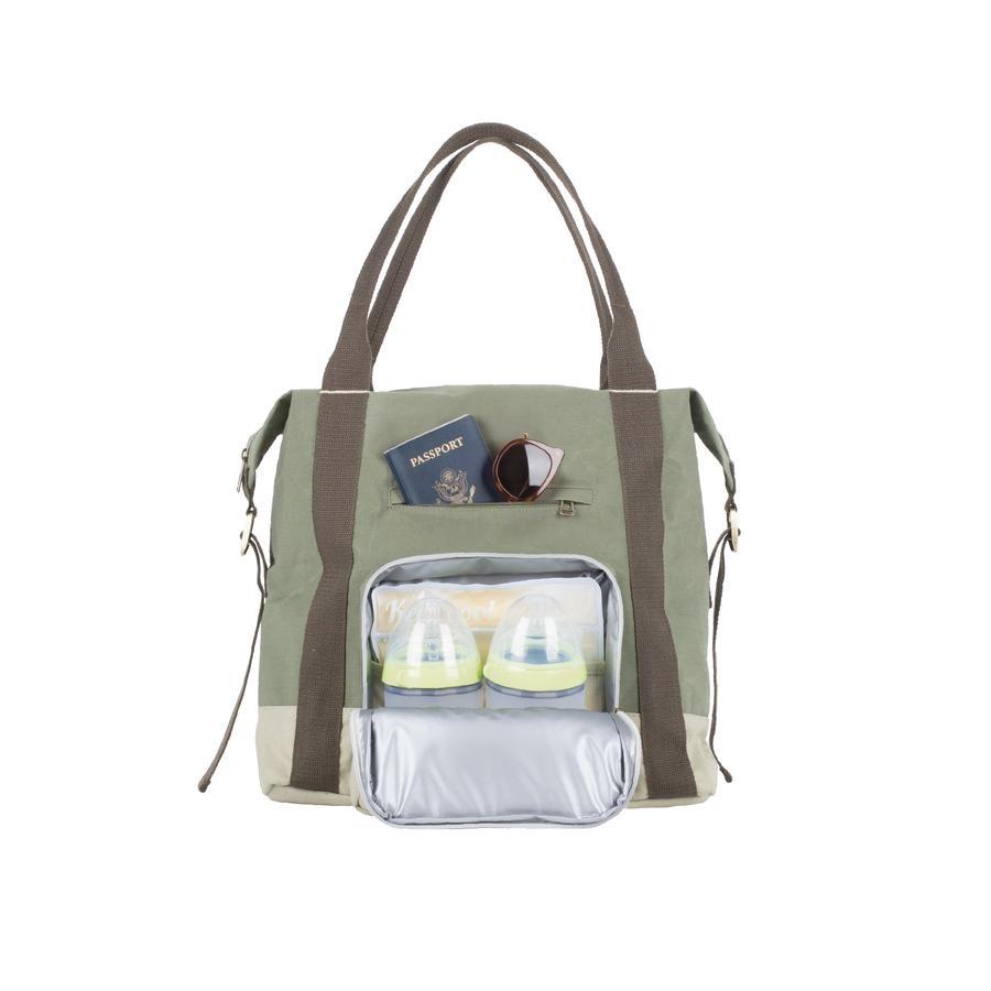 HumbleBee All Heart Diaper Bag