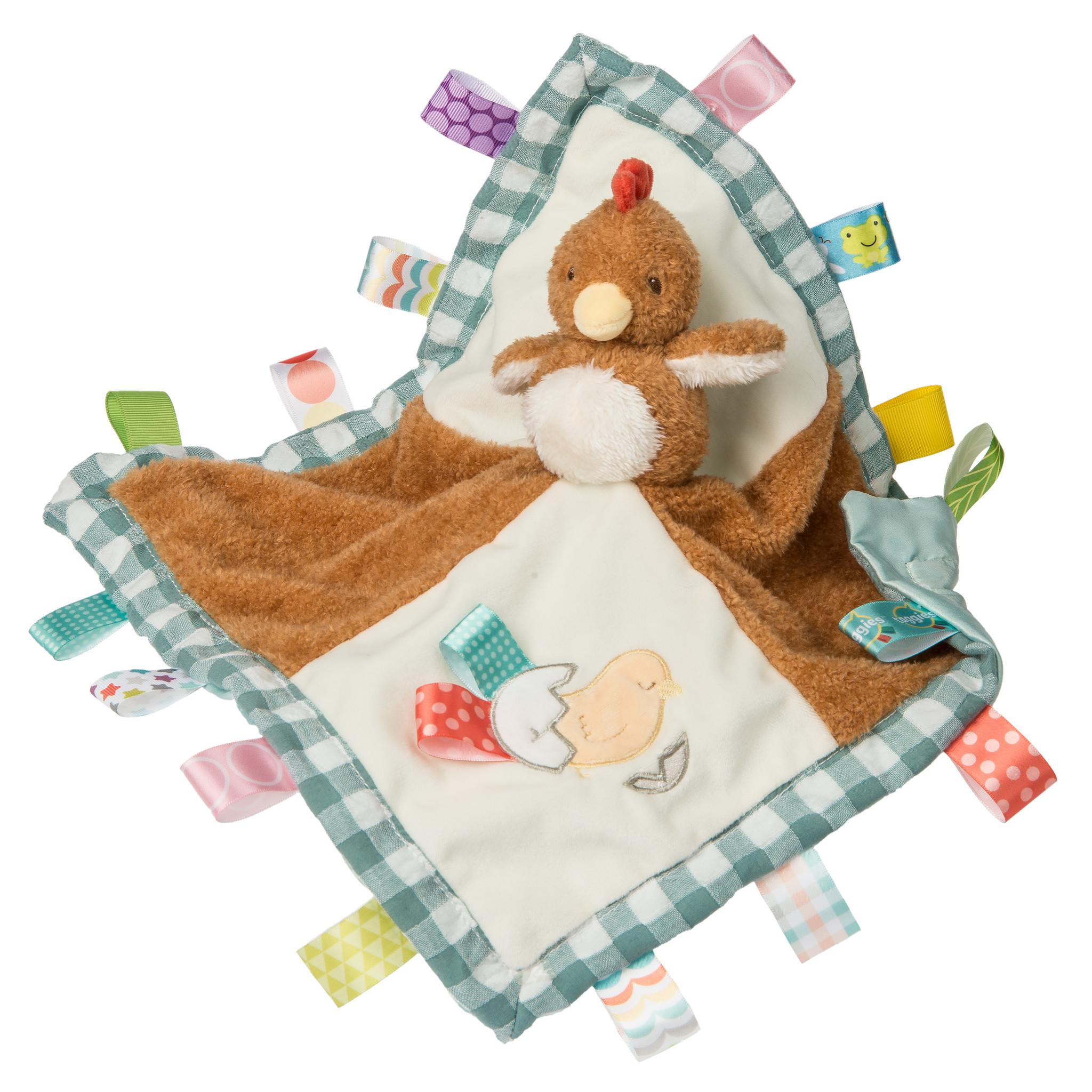 Taggies Taggies Character Blanket