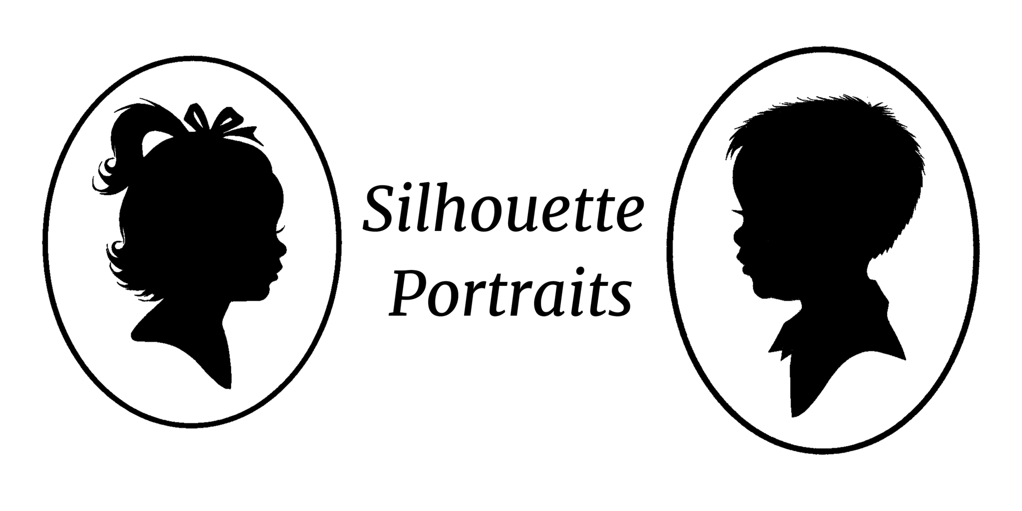 Silhouette Portraits with Virginia Rose