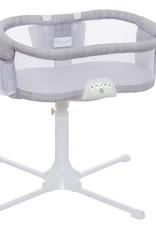 Halo Innovations Bassinest Swivel Sleeper Luxe Plus Grey Melange