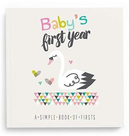 Lucy Darling First Year Memory Book Little Love