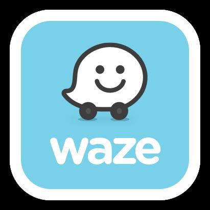 Use Waze to get to Green Bambino!