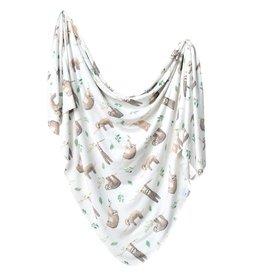 Copper Pearl Copper Pearl Knit Swaddle Blanket Noah