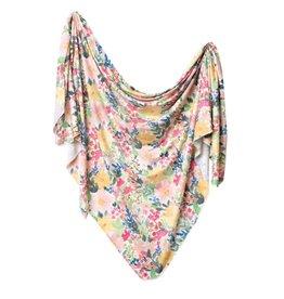 Copper Pearl Copper Pearl Knit Swaddle Blanket Lark