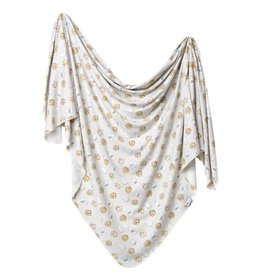 Copper Pearl Copper Pearl Knit Swaddle Blanket Chip