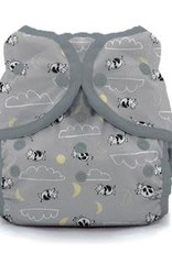 Thirsties Thirsties Duo Wrap Size 2 Snap Over the Moon