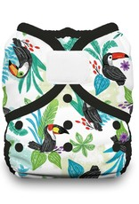 Thirsties Thirsties Duo Wrap Size 2 H&L Toucan