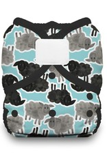 Thirsties Thirsties Duo Wrap Size 2 H&L Counting Sheep