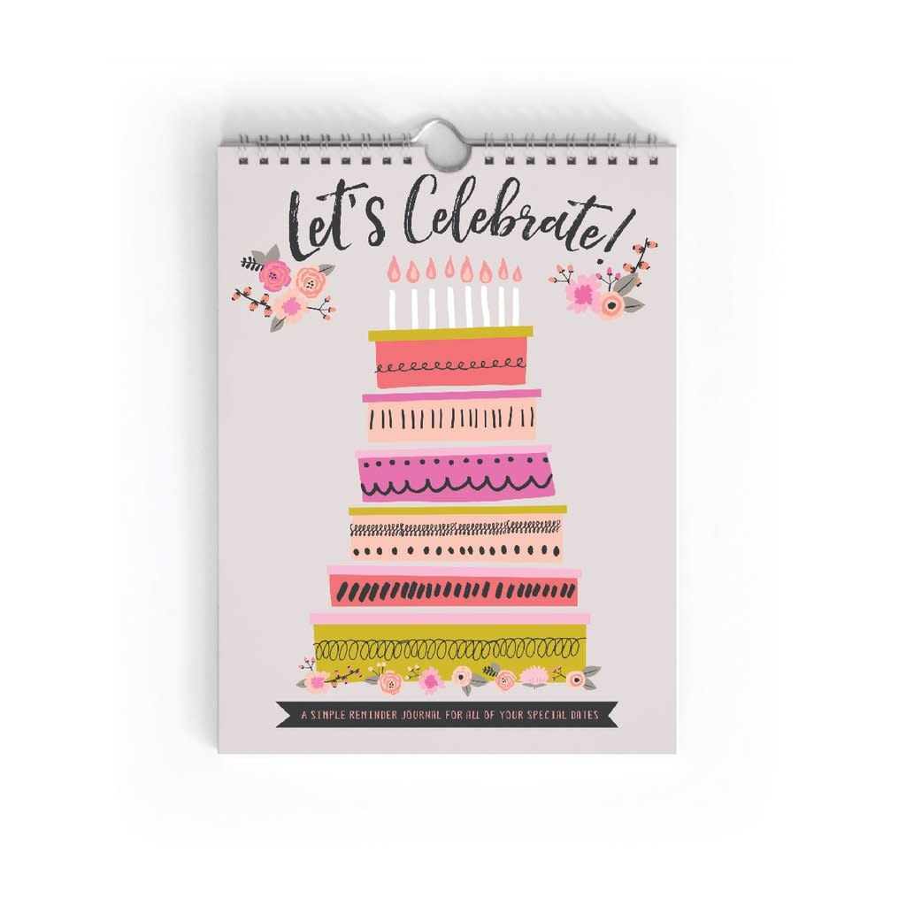 Lucy Darling Birthday Book + Calendar