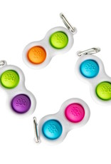 Fat Brain Toy Co Simpl Dimpl Keychain