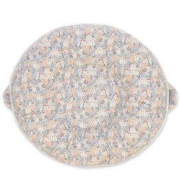Pello Round Pello Lane Light Gray