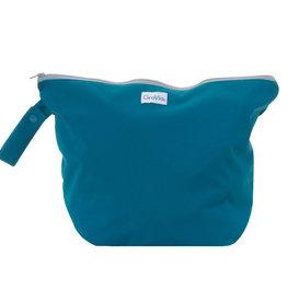 GroVia GroVia - Zippered Wet Bag - Abalone