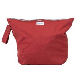 GroVia Zippered Wet Bag Marsala
