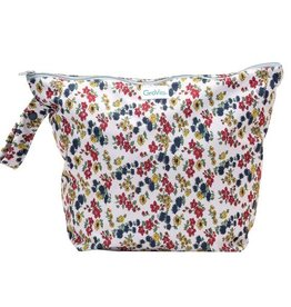 GroVia Zippered Wet Bag Calico