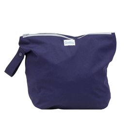 GroVia GroVia - Zippered Wet Bag - Arctic