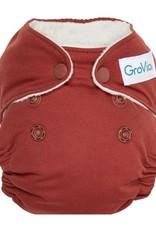 GroVia GroVia Newborn AIO Marsala