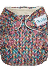 GroVia GroVia Newborn AIO Fable