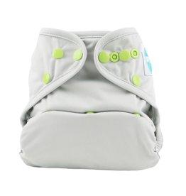 Luludew Convertible Diaper Cover One Size Luludew Granite