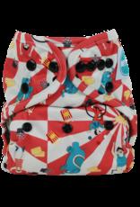 Luludew Convertible Diaper Cover One Size Luludew Big Top