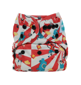 Luludew Convertible Diaper Cover One Size Luludew Big Top