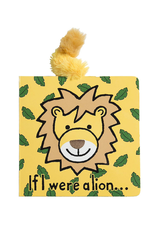 Jellycat If I Were a Lion Tail Book
