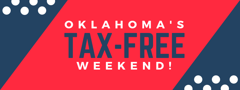 Oklahoma's Tax Free Weekend