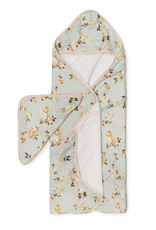 LouLouLollipop LLL Hooded Towel Set