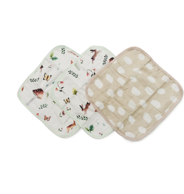 LouLouLollipop LLL Washcloth Set