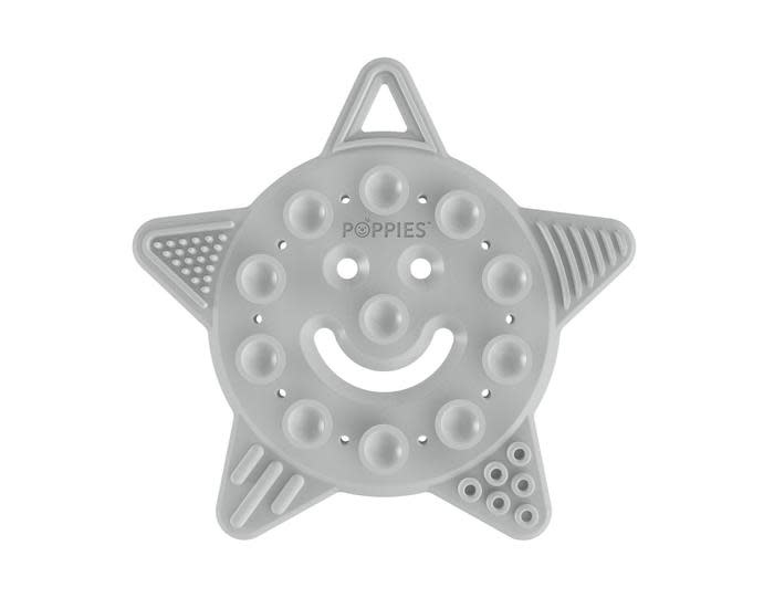 Poppies Poppies Smiley the Star Teether Toy