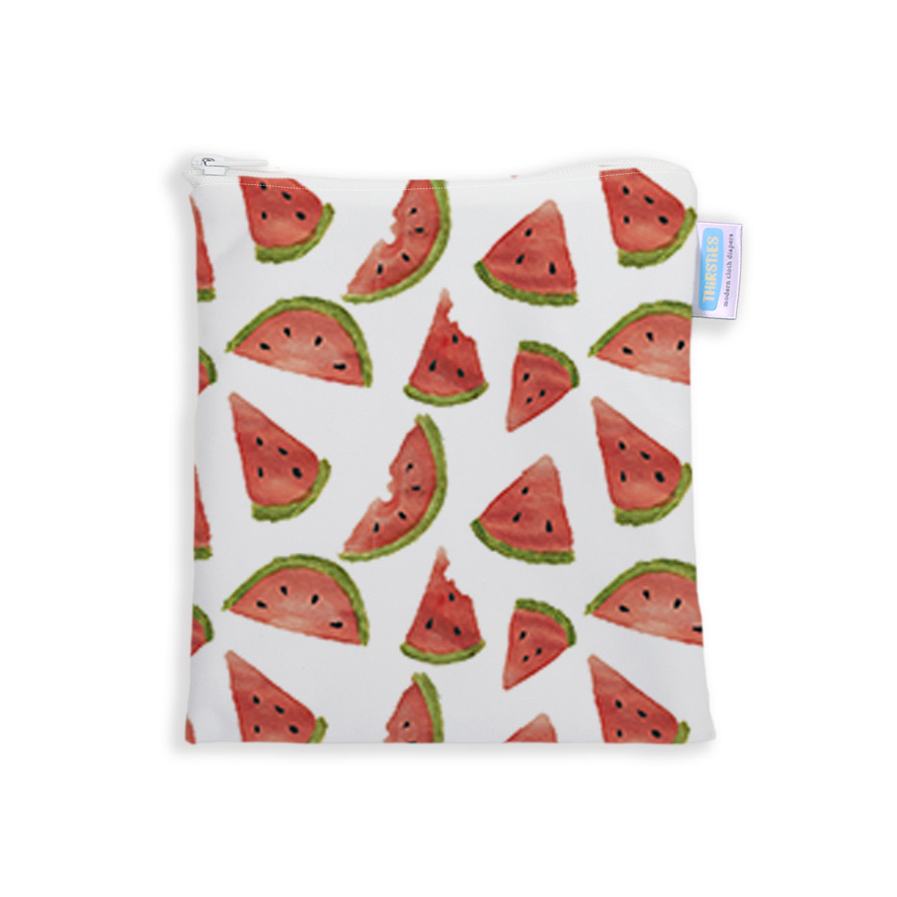 Thirsties Thirsties Sandwich & Snack Bag Melon Party