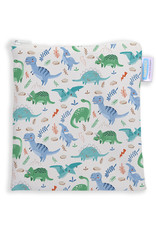 Thirsties Thirsties Sandwich & Snack Bag Classic Jurassic