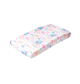 Copper Pearl Copper Pearl Changing Pad Cover Bloom
