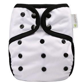 OsoCozy One Size Diaper Cover Polar