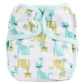 OsoCozy One Size Diaper Cover Meow