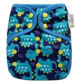 OsoCozy One Size Diaper Cover Dragons