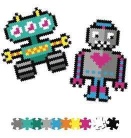 Fat Brain Toy Co Jixelz Roving Robots 700pc