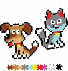 Fat Brain Toy Co Jixelz Playful Pets 700pc