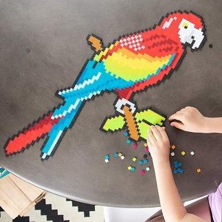 Fat Brain Toy Co Jixelz Flying Things 1500pc
