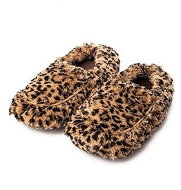 Warmies Warmies - Spa Therapy Slippers - Tawny