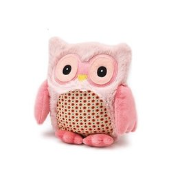 Warmies Warmies Hootie Friends Pink Owl