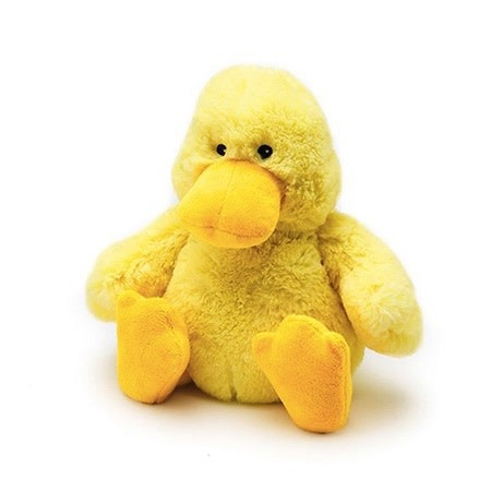 Warmies Warmies Cozy Plush Duck Junior