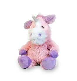 Warmies Warmies - Cozy Plush Unicorn Pink - Junior