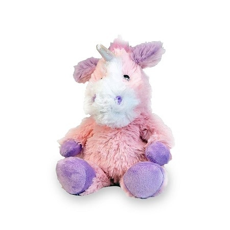 Warmies Warmies - Cozy Plush Unicorn Pink - Junior