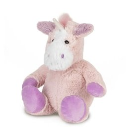 Warmies Warmies - Cozy Plush Unicorn Pink - Full Size